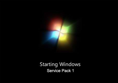 windows 7 how to download service packs