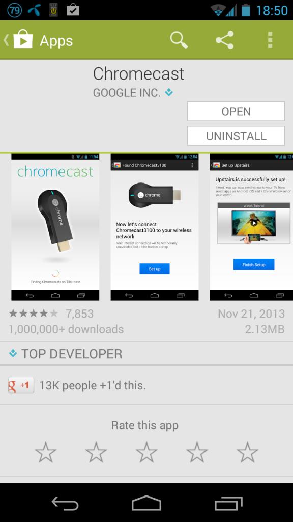 Google Home Chromecast Desinstalar Do Pc